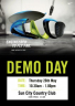 Nike Golf Demo Day – Thursday, 26th May
